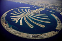The Palm Jumeirah - Dubai
